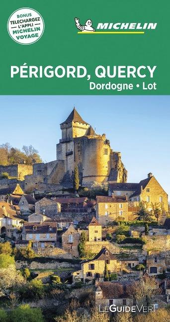 Michelin Le Guide Vert Perigord,Quercy -