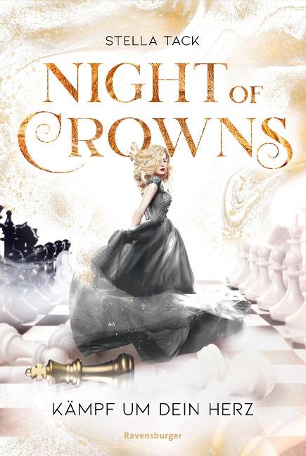 Night of Crowns, Band 2: Kämpf um dein Herz - Stella Tack