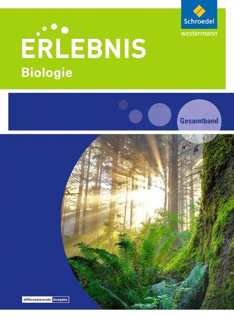 Erlebnis Biologie. Gesamtband. Rheinland-Pfalz -