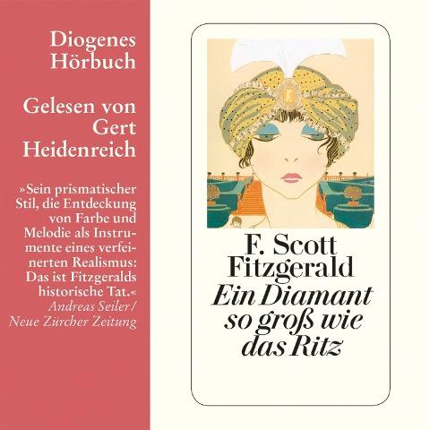 Ein Diamant so groß wie das Ritz - F. Scott Fitzgerald