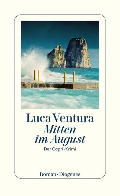 Mitten im August - Luca Ventura