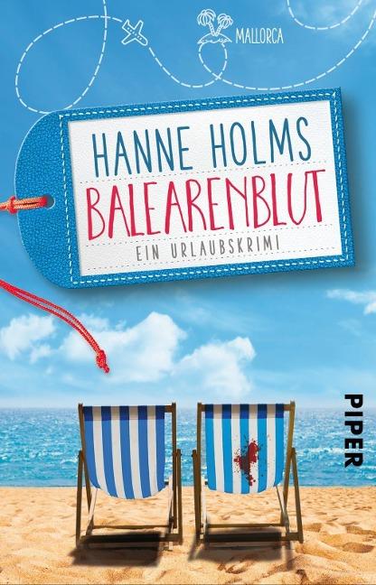 Balearenblut - Hanne Holms