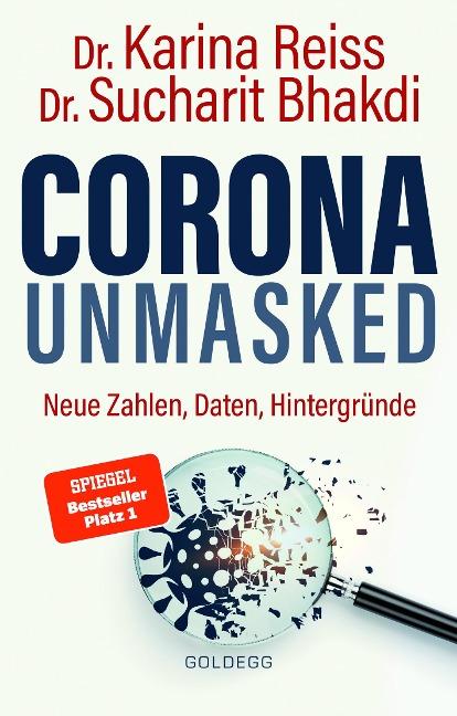 Corona unmasked - Sucharit Bhakdi, Karina Reiss