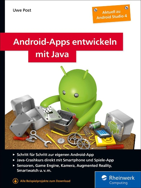 Android-Apps entwickeln mit Java - Uwe Post