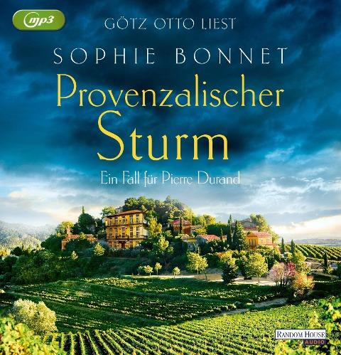 Provenzalischer Sturm - Sophie Bonnet