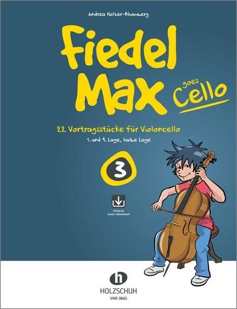 Fiedel-Max goes Cello 3 - Andrea Holzer-Rhomberg