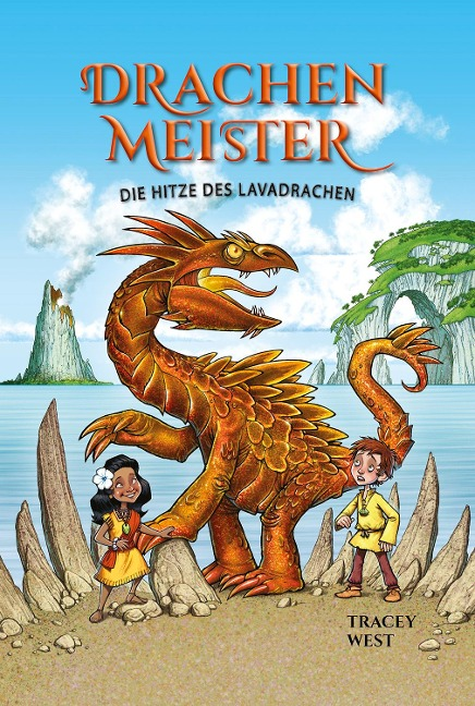Drachenmeister 18 - Tracey West