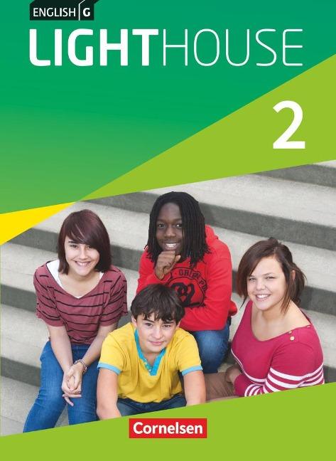 English G LIGHTHOUSE 02: 6. Schuljahr. Schülerbuch - Susan Abbey, Frank Donoghue