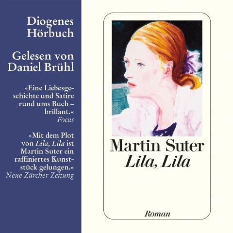 Lila, Lila - Martin Suter