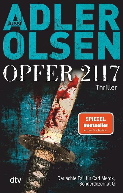 Opfer 2117 - Jussi Adler-Olsen