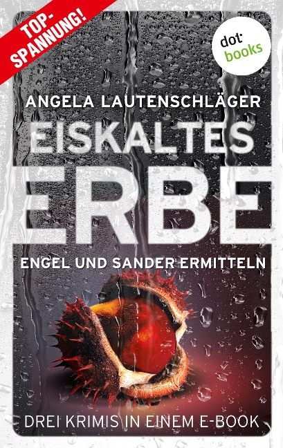 Eiskaltes Erbe: Engel und Sander ermitteln - Drei Krimis in einem eBook - Angela Lautenschläger