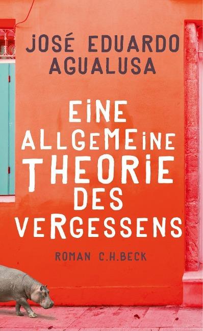 Eine allgemeine Theorie des Vergessens - José Eduardo Agualusa