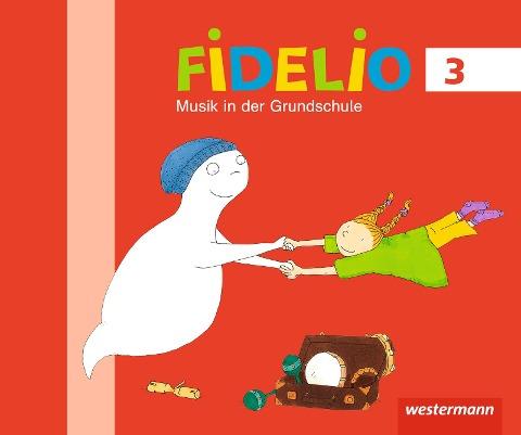 Fidelio Musikbücher 3. Schülerband. Allgemeine Ausgabe -