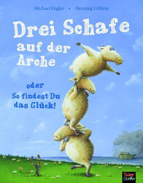 Drei Schafe auf der Arche - Michael Engler