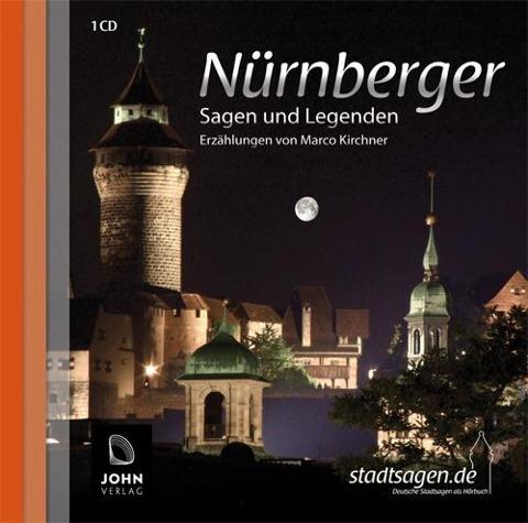 Nürnberger Sagen und Legenden - Marco Kirchner