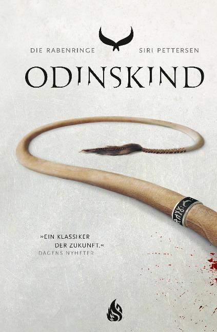Die Rabenringe - Odinskind - Siri Pettersen