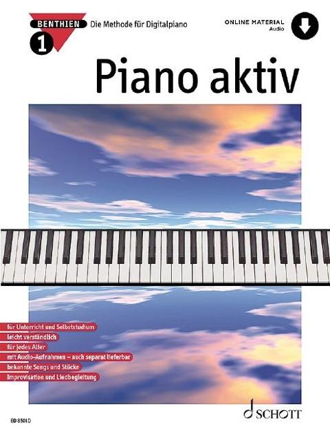 Piano aktiv - Axel Benthien