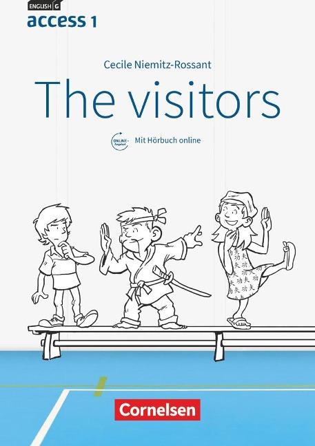 English G Access Band 1: 5. Schuljahr - Allgemeine Ausgabe - The visitors - Cecile J. Niemitz-Rossant