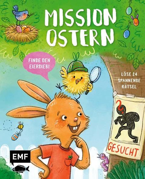 Mission Ostern - Finde den Eierdieb! -