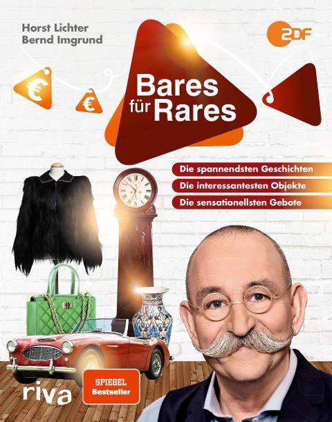 Bares für Rares - Horst Lichter, Bernd Imgrund