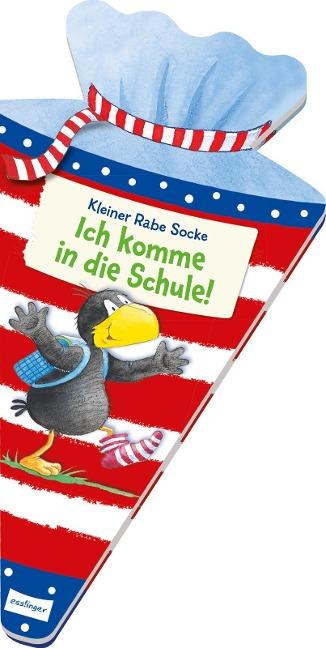 Der kleine Rabe Socke: Ich komme in die Schule! -