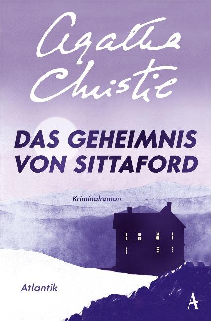Das Geheimnis von Sittaford - Agatha Christie
