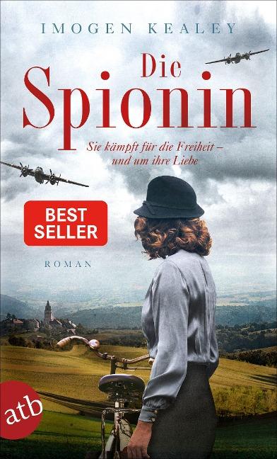Die Spionin - Imogen Kealey