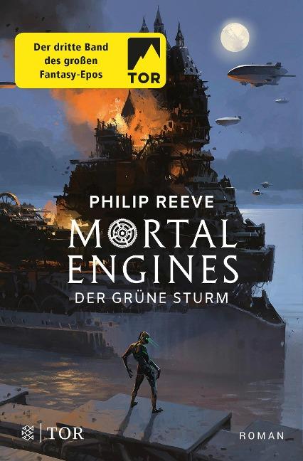 Mortal Engines - Der Grüne Sturm - Philip Reeve