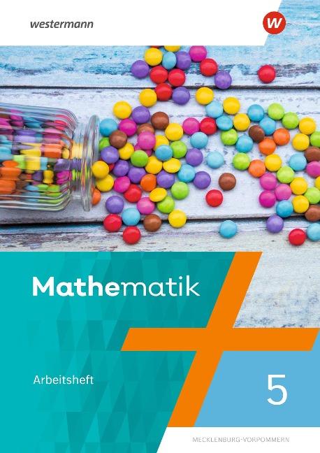 Mathematik 5. Arbeitsheft mit Lösungen. Regionale Schulen in Mecklenburg-Vorpommern -