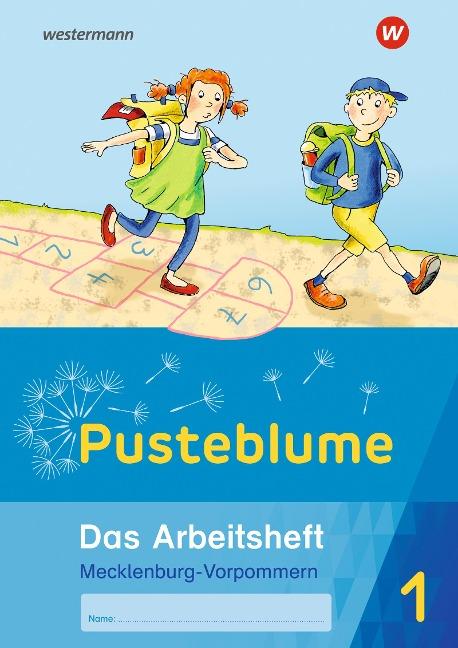 Pusteblume. Das Sachbuch 1. Arbeitsheft. Mecklenburg-Vorpommern -