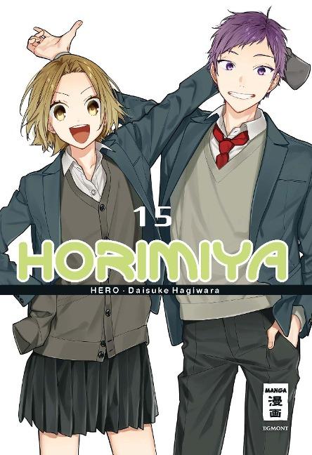 Horimiya 15 - Hero, Daisuke Hagiwara