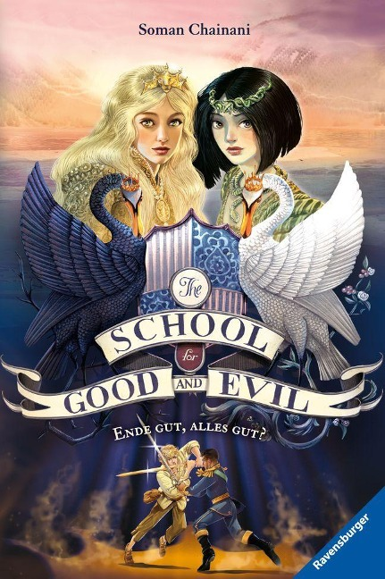 The School for Good and Evil, Band 6: Ende gut, alles gut? - Soman Chainani