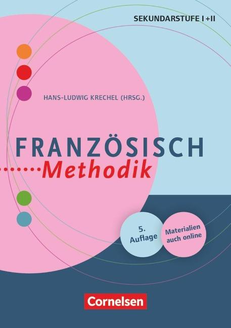 Fachmethodik: Französisch-Methodik - Otto-Michael Blume, Anette Fritsch, Dorotea Höner, Aurélie Lamers-Etienne, Jochen Momberg