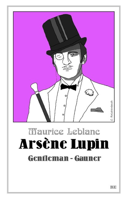 Arsène Lupin - Gentleman-Gauner - Maurice Leblanc