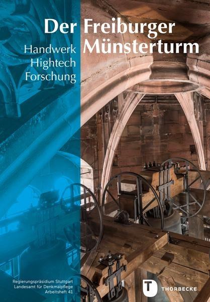 Der Freiburger Münsterturm -