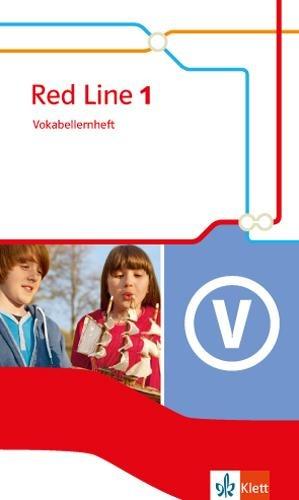 Red Line 1. Vokabellernheft. Ausgabe 2014 -