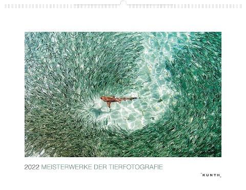 Meisterwerke der Tierfotografie 2022 -