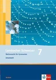 Lambacher Schweizer. 7. Schuljahr. Arbeitsheft plus Lösungsheft. Sachsen -