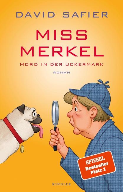 Miss Merkel - David Safier