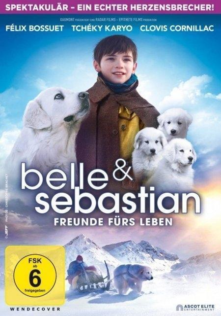Belle und Sebastian - Freunde fürs Leben -