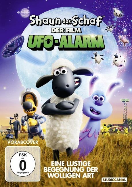 Shaun das Schaf - Der Film: Ufo-Alarm -