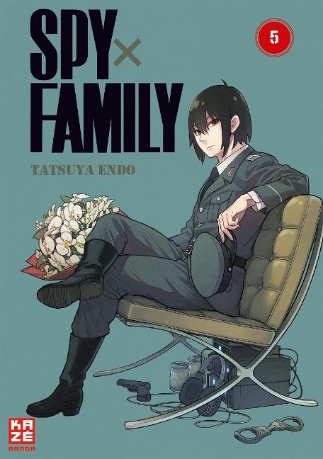Spy x Family - Band 5 - Tatsuya Endo