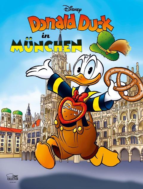Donald Duck in München - Walt Disney