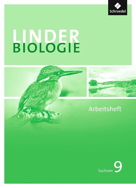 LINDER Biologie 9. Arbeitsheft. Sachsen -