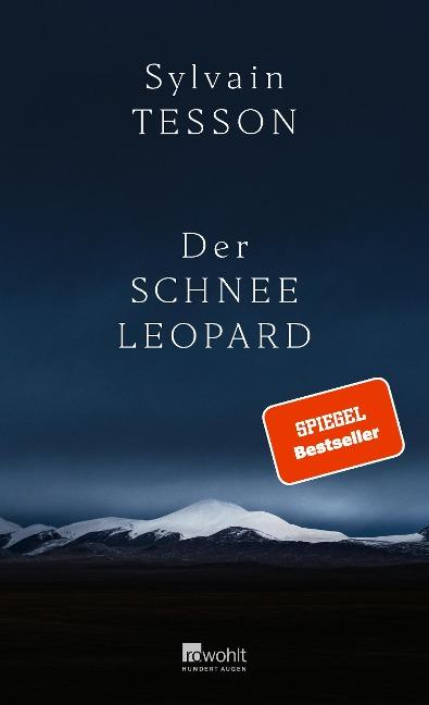 Der Schneeleopard - Sylvain Tesson