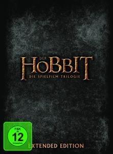 Der Hobbit - Die Spielfilm Trilogie. Extended Edition - John Ronald Reuel Tolkien
