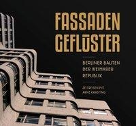Fassadengeflüster - Arne Krasting
