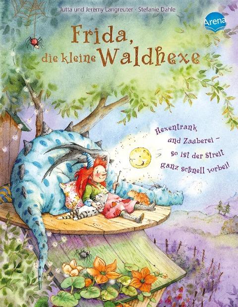 Frida, die kleine Waldhexe - Jutta Langreuter, Jeremy Langreuter
