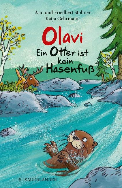 Olavi - Ein Otter ist kein Hasenfuß