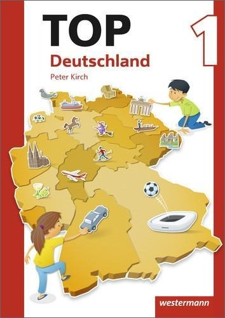 TOP 1. Topographische Arbeitshefte. Deutschland -